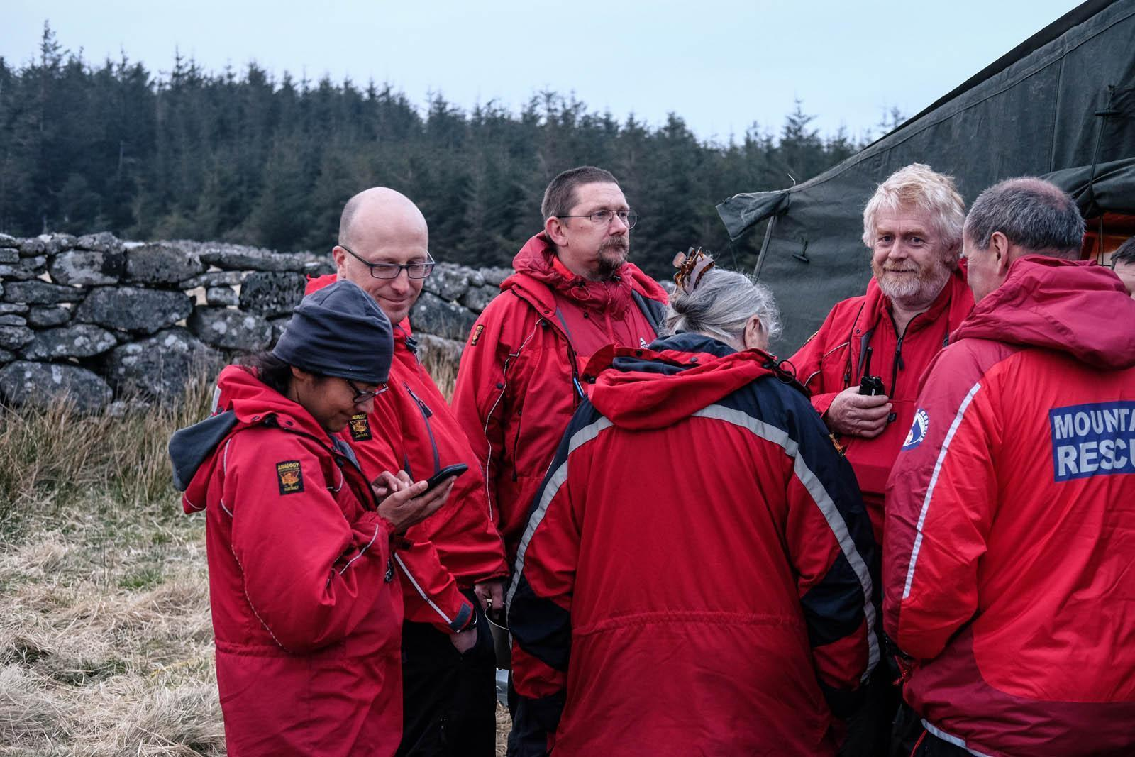 One key element about Dartmoor Search and Rescue Ashburton is that we are an organisation of volunteers that relies on the valued time and effort of its team members to provide our essential service free of charge to those in need.