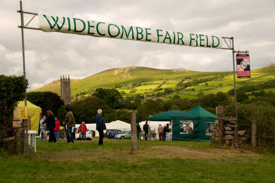 Search for elderly man at the World famous Widecombe Fair