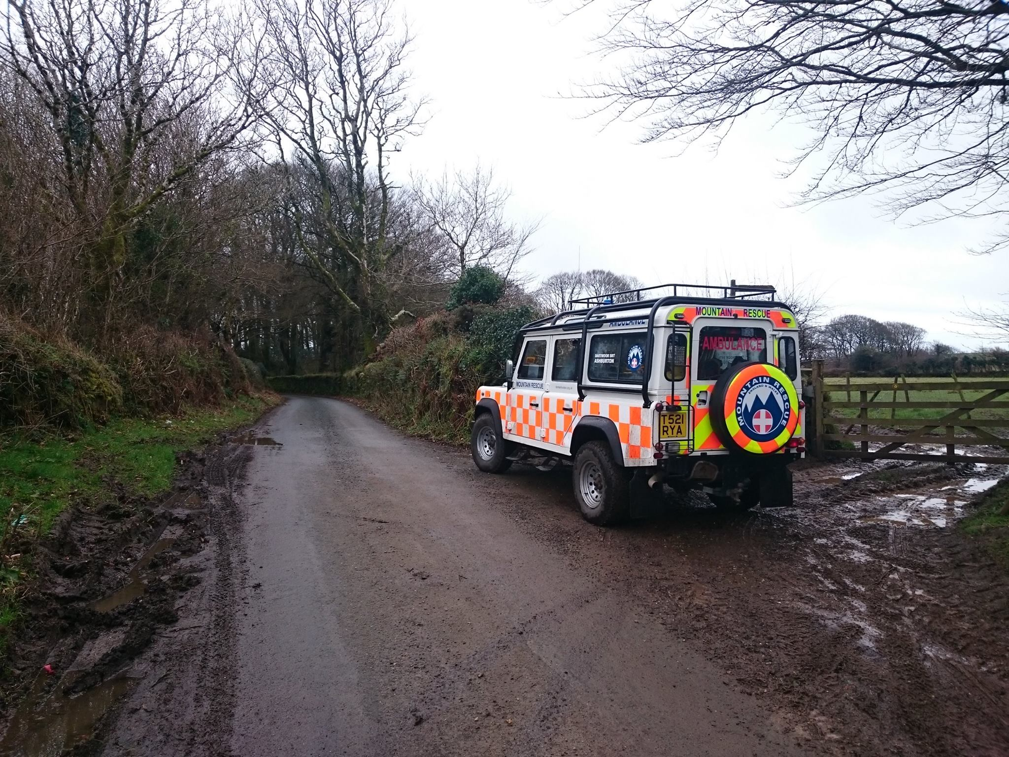Team members deployed to East Devon in search for teenager.