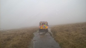 Poor weather catches out Two Moors Way Walkers