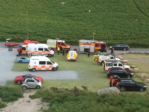 Sad end to Valley of the Rocks search at Lynton