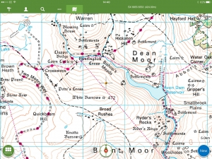 Lone walker lost on Dartmoor camping trip