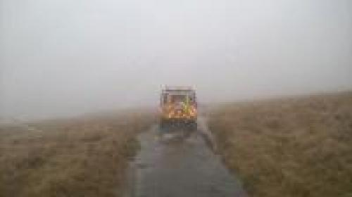 Bad weather catches out Two Moors Way Walkers