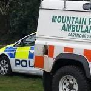 Missing person search at Hound Tor