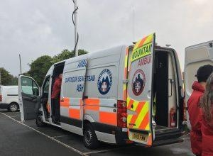 Search for missing walker at Belstone