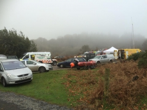 Callout: Parke, Bovey Tracey.