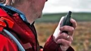 Dartmoor Rescue relies on radio communications