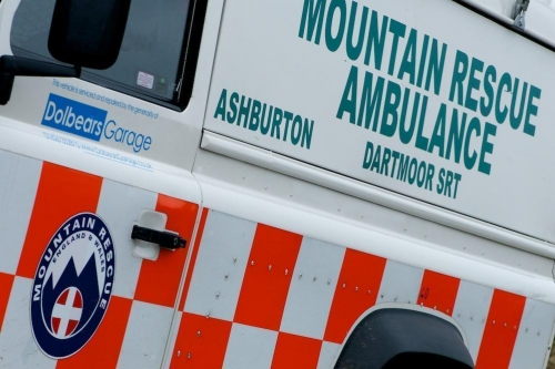 Dartmoor Rescue join major search in Cornwall.